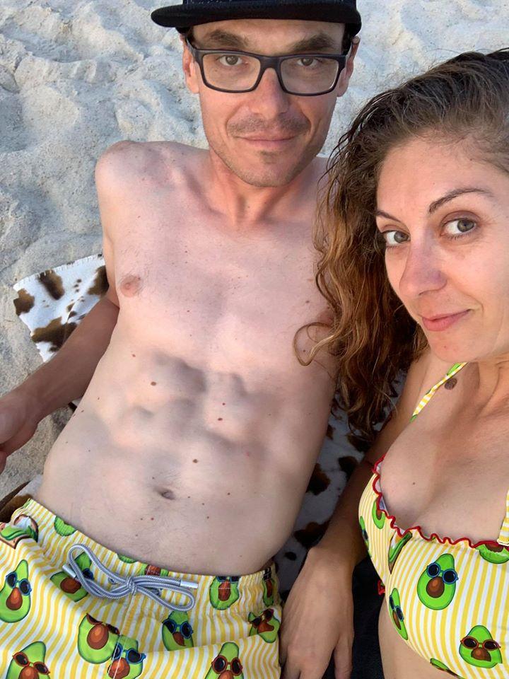Marc si Roxana Sandu